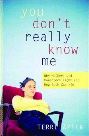 You Don't Really Know Me