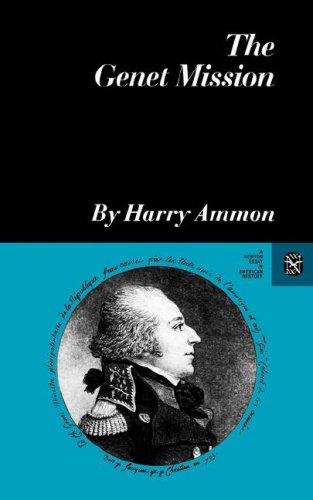 The Genet mission by Harry Ammon