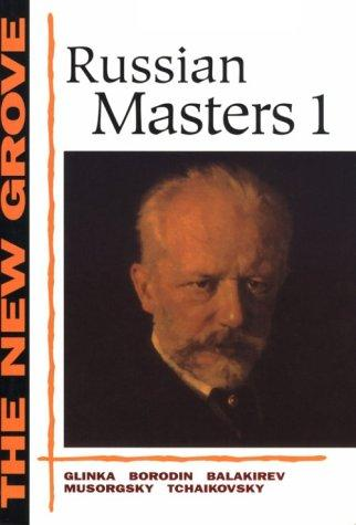 The New Grove Russian Masters, I
