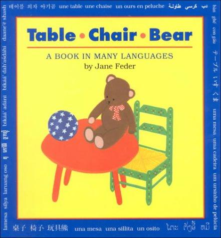Download Table, Chair, Bear