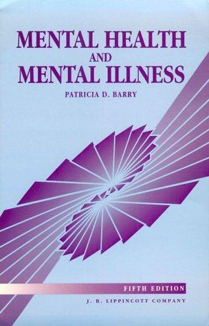 Download Mental health and mental illness