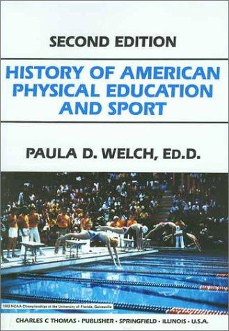 Download History of American physical education and sport