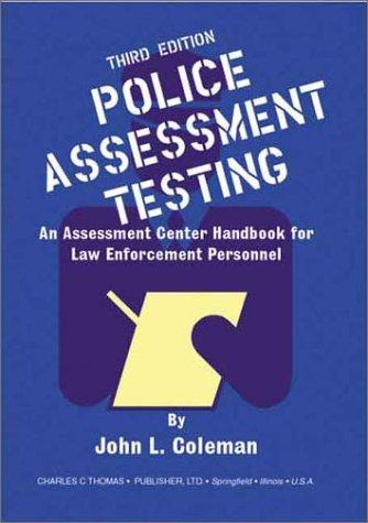 Download Police Assessment Testing