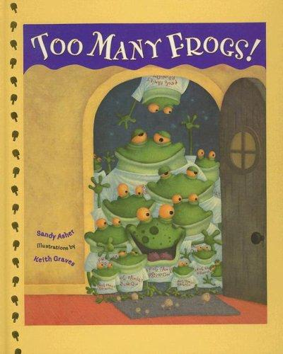 Too Many Frogs! Modern Gem
