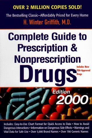 Download Complete guide to prescription & nonprescription drugs