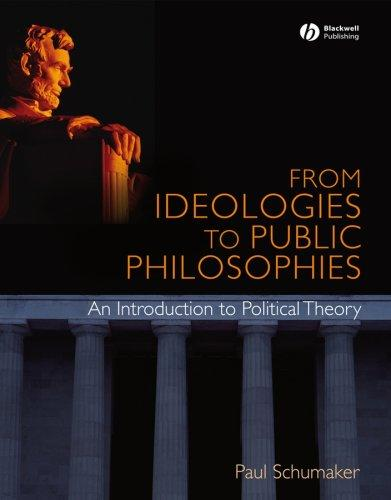 From Ideologies to Public Philosophies