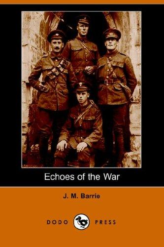 Download Echoes of the War (Dodo Press)