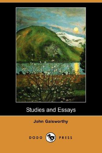 Studies and Essays (Dodo Press)