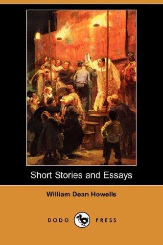 Short Stories and Essays (Dodo Press)