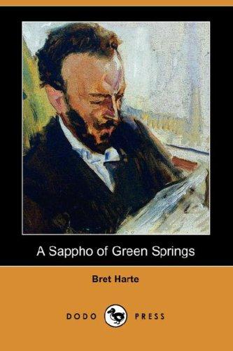 A Sappho of Green Springs (Dodo Press)