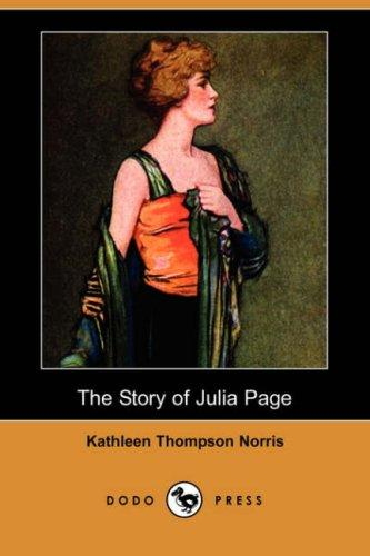 The Story of Julia Page (Dodo Press)