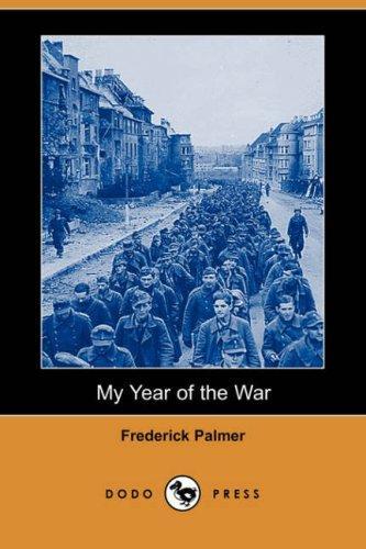 My Year of the War (Dodo Press)