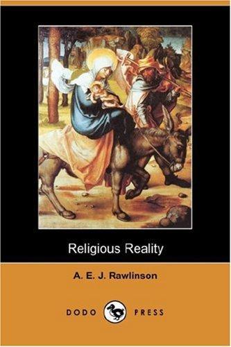 Download Religious Reality (Dodo Press)