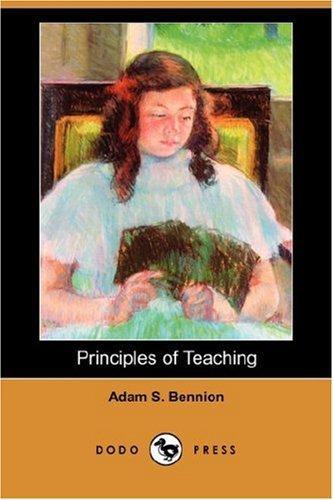 Download Principles of Teaching (Dodo Press)
