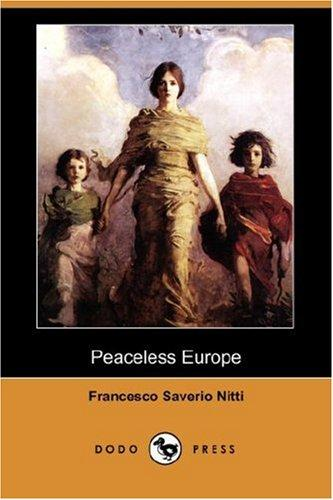 Peaceless Europe (Dodo Press)