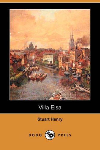 Villa Elsa (Dodo Press)