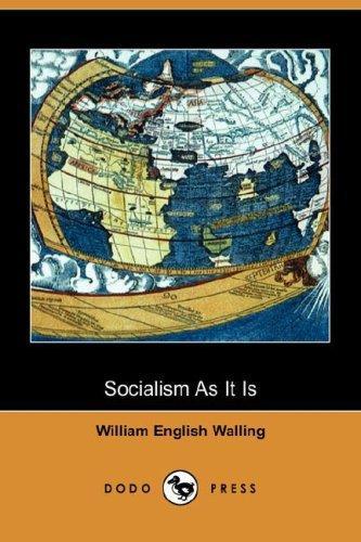 Download Socialism As It Is (Dodo Press)