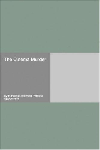 Download The Cinema Murder