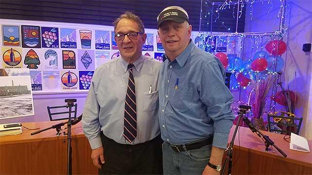 Emil Bove of Preserve Seneca Falls .::. Weber This Week 11/26/18