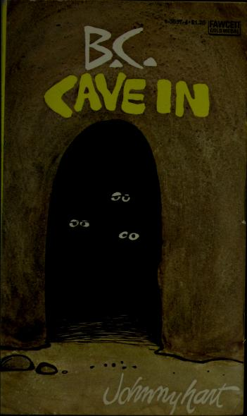 Cover of: B C CAVE-IN (Fawcett World Library) | Johnny Hart