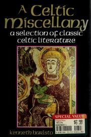 Cover of: A Celtic miscellany by Jackson, Kenneth Hurlstone