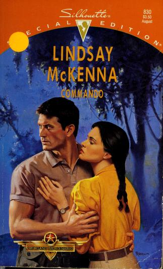 Cover of: Commando (Morgan'S Mercenaries) | Mckenna