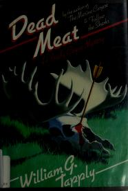 Cover of: Dead meat | William G. Tapply