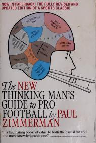 Cover of: The new thinking man's guide to pro football | Paul Lionel Zimmerman