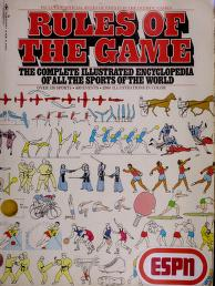 Cover of: Rules of the Game | Diagram Group.