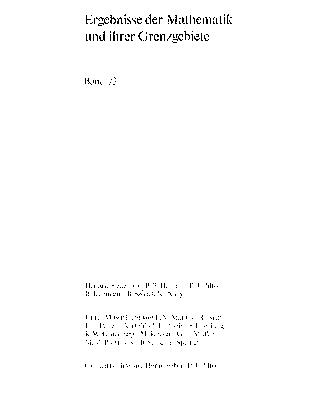 Symmetric bilinear forms by John Willard Milnor