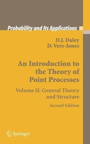 An Introduction to the Theory of Point Processes by
