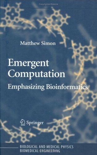 Emergent Computation by Matthew Simon