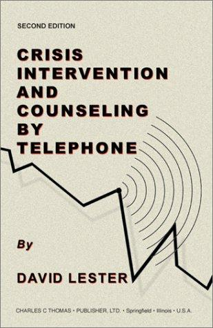Image 0 of Crisis Intervention and Counseling by Telephone