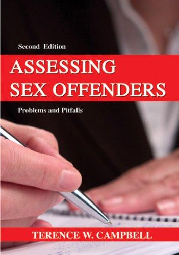 Assessing Sex Offenders