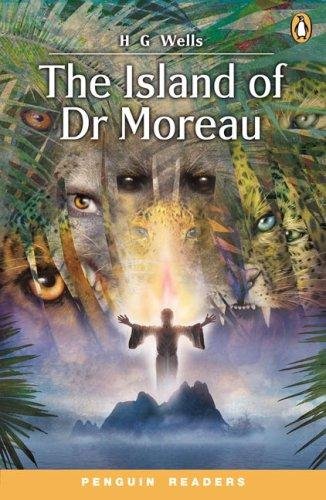 Island of Dr. Moreau by H. G. Wells