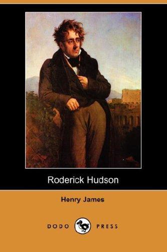 Roderick Hudson (Dodo Press)